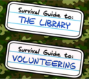 Guide to: The Library and Volunteering