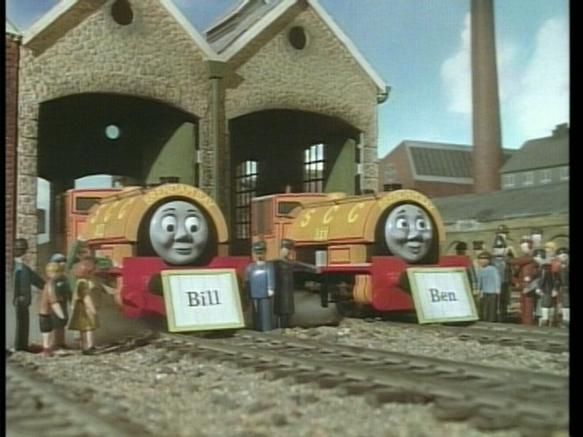 機関車紹介のファークァー機関庫