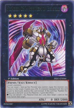 Card Gallery:Number C80: Requiem in Berserk - Yu-Gi-Oh! Number C Yugioh