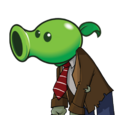 Peashooter Zombie