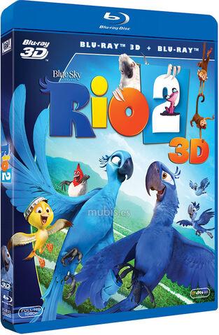 Rio 2 (2014) MKV 3D 1080p BluRay Half-OU DTS AC3 ITA ENG Sub