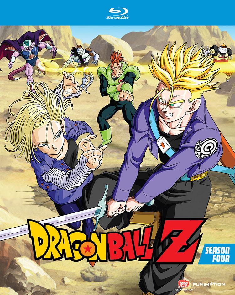 Dragon Ball Z Season Four Blu Ray Dragon Ball Wiki
