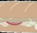 Sándwich de Jake