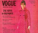 Vogue Pattern Book December 1964/January 1965