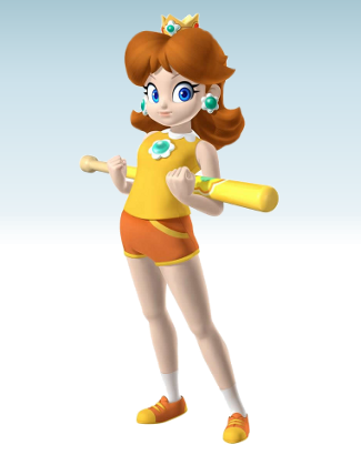 Image Daisy Sports Png Gamefaqs Super Smash Bros