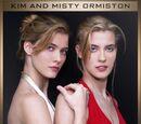 Misty und Kim Ormiston