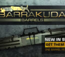 Barrakuda Barrel