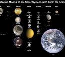 Natural satellites