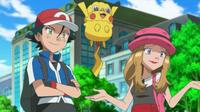 ¡Tachán! ¡Un falso Ash aparece!