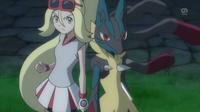 ¡Mega-Lucario VS Mega-Mawile! ¡¡Los lazos de la megaevolución!! Pokémon XY