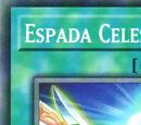 Espada Celestial - Eatos