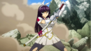 Kagura, unfazed by Minerva's attack.png