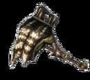 Accursed Striker (MH4U)