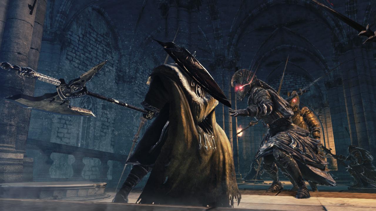 Dark Souls 2 Wiki: Stone Knight (Dark Souls II)