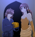 2-78 Clophe and Cloche in the Earth Temple.png