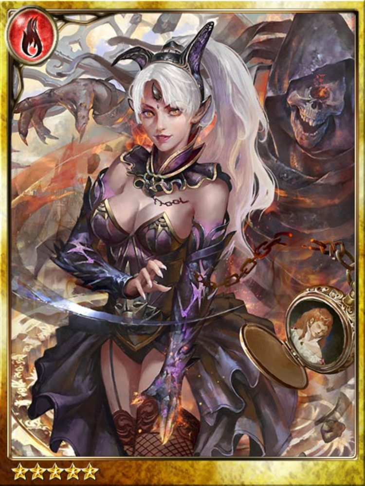 Celica, Denying Death - Legend of the Cryptids Wiki