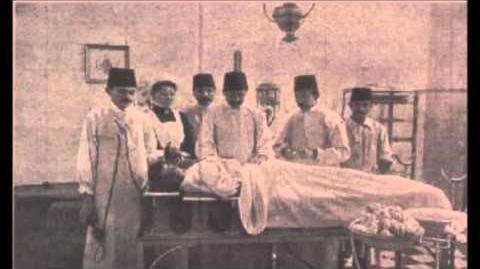 Mehmet Akif Ersoy - Safahat - Hasta Şiiri