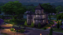 TS4 Goth House in Willow Creek.png