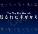 Episode 8 – The Clue That was Left