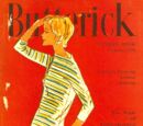 Butterick Pattern Book Summer 1956