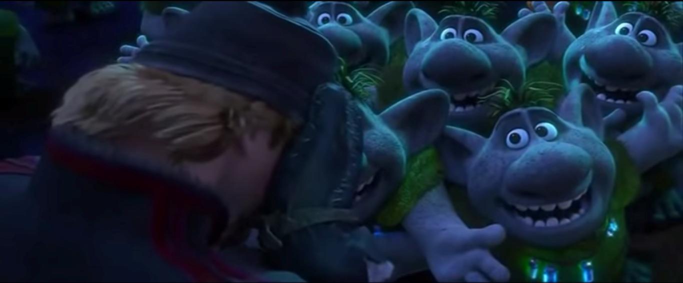 frozen trolls png