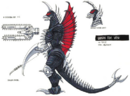 Concept Art - Godzilla Final Wars - Modified Gigan 1.png