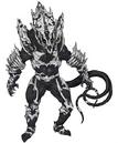 Concept Art - Godzilla Final Wars - Monster X 1.png