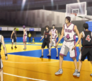 Yōsen High vs Seirin High