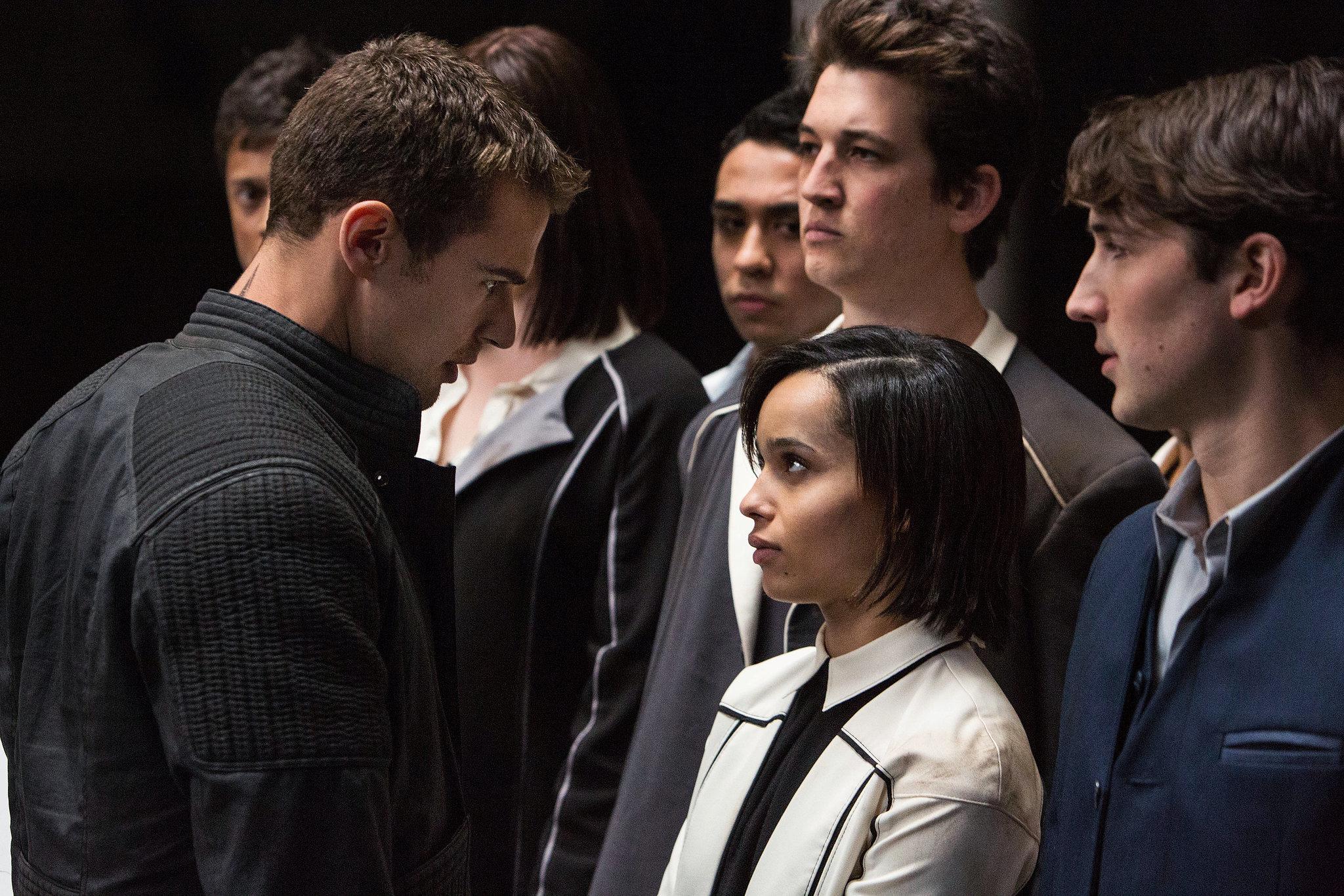 Tobias Eaton - Wiki Divergent