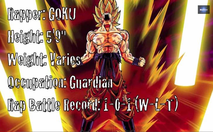King Vegeta Super Saiyan 5 Rap Battle Central Wik...