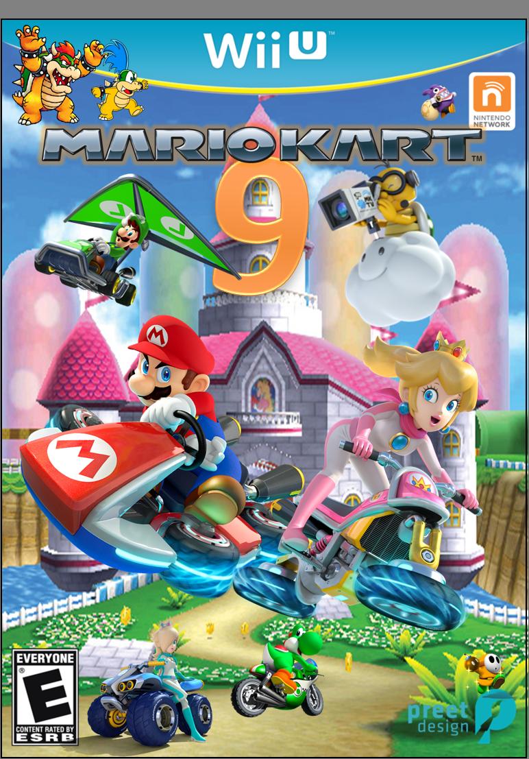 Mario Kart 9 (exclusive to Wii U) - Fantendo, the Video ...
