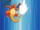 Battle Park Charizard Iron Tail.png