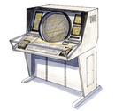 Concept Art - Godzilla Final Wars - EDF Console.png