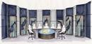 Concept Art - Godzilla Final Wars - TV Debate.png