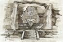 Concept Art - Godzilla Final Wars - Shobijin Cave 2.png