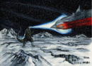 Concept Art - Godzilla Final Wars - Godzilla vs. Old Gotengo.png