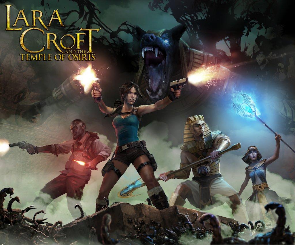 Lara Croft and the New Crusade