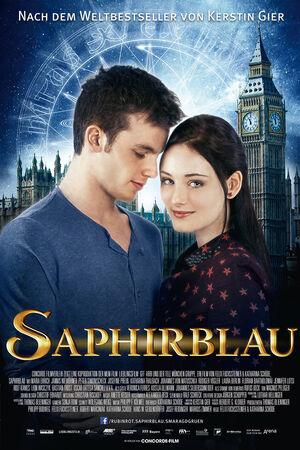 Saphirblau (Film) – Edelsteintrilogie-Wiki - Rubinrot, Saphirblau ...