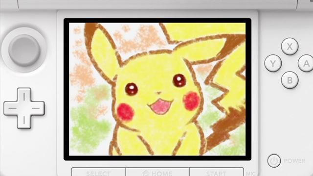 Pokemon Art Academy Art Pokémon Art Academy e3 2014