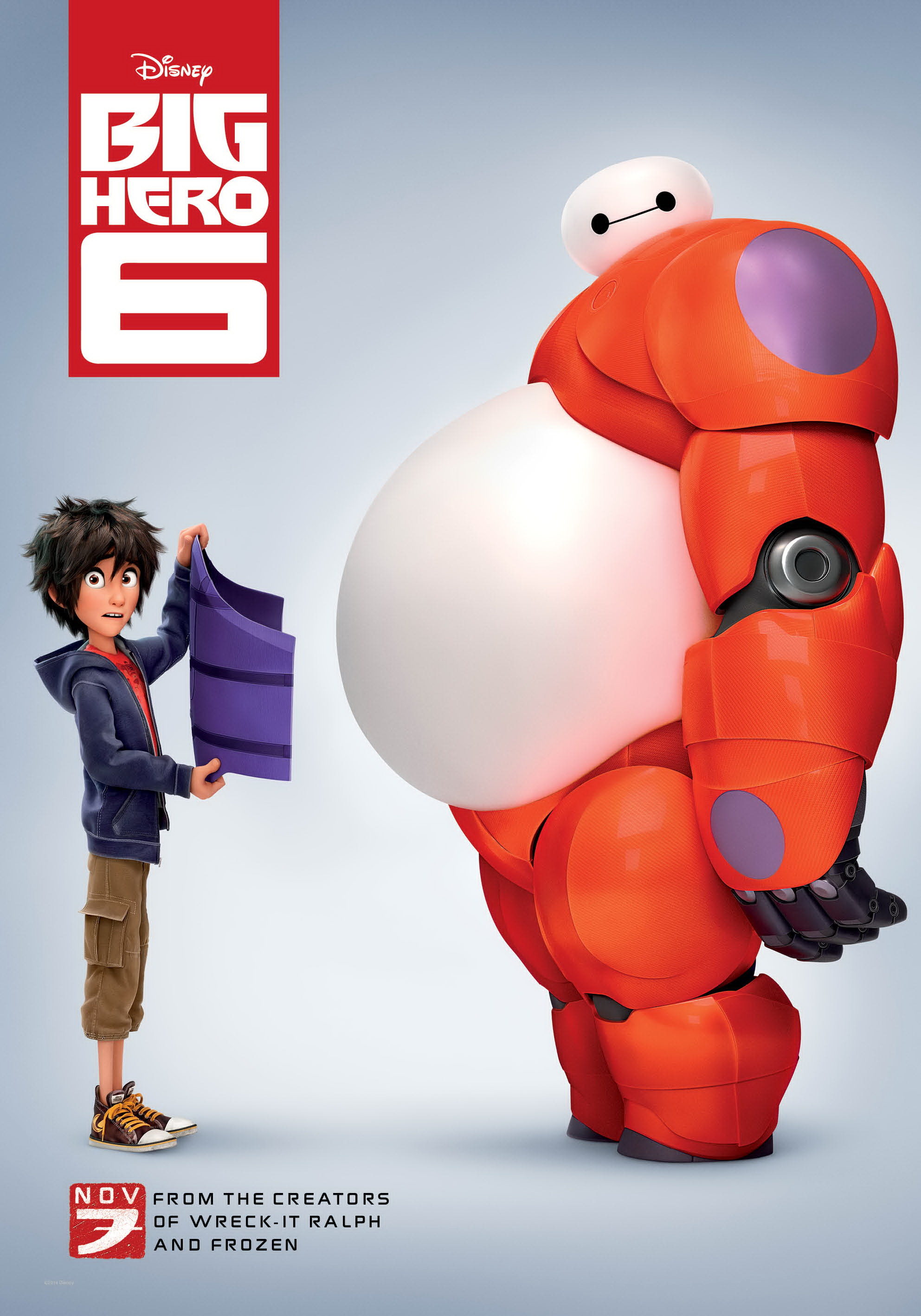 watch online : Big Hero 6