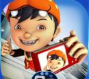 BoBoiBoy: Photosticker