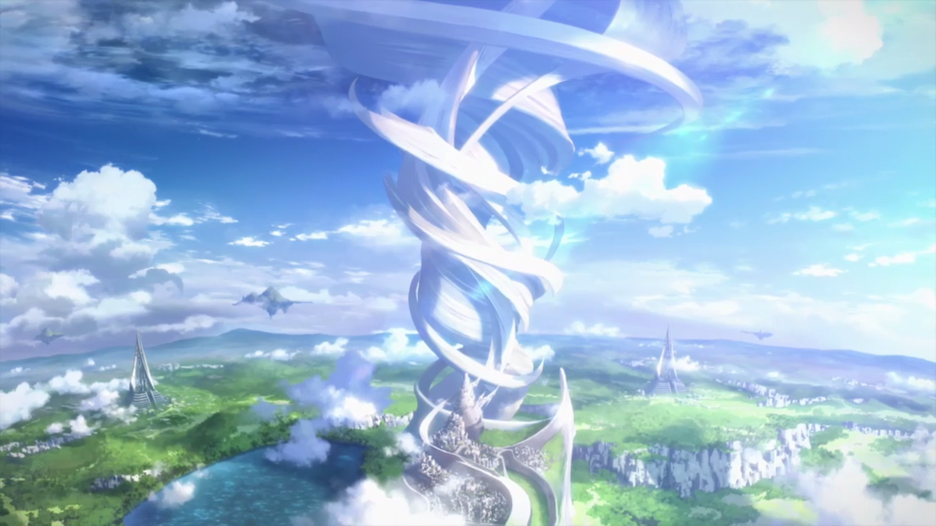 Review Sword Art Online Anime Another Head Full Of