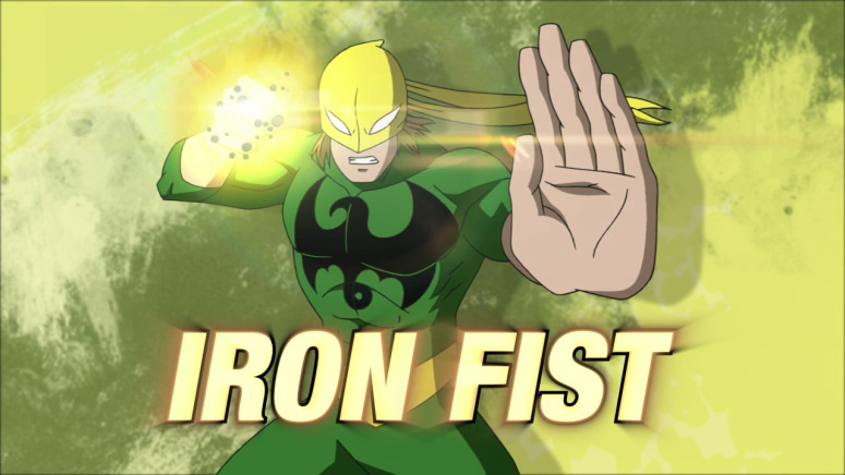 Iron Fist - Disney Wik...
