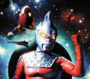 Ultraseven the Ground of the Earth Aliens