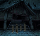 Uzumaki Clan's Mask Storage Temple