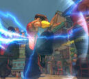 Yang's Super Combos