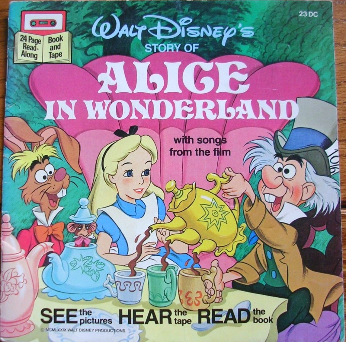 alice in wonderland disney readalong disney wiki wikia