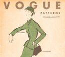 Vogue Patterns September 1951