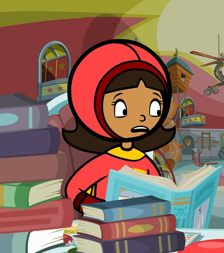 Wordgirl Becky: Characters, Locations, Episodes