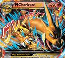 Mega Charizard Cards